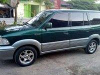 Jual mobil Toyota Kijang Krista desel th 2000