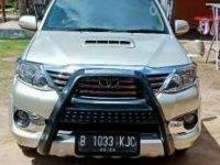 Jual Toyota Fortuner TRD 2012 diesel Vnt