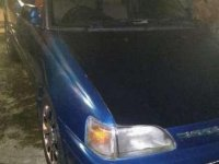 Toyota Starlet MT Tahun 1995 Manual