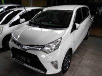 Jual mobil Toyota Calya 2017 Banten