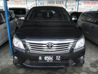 Toyota Kijang Innova 2.0G Mt 2012