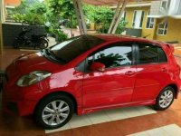 Toyota Yaris TRD Sportivo AT Tahun 2012 Automatic
