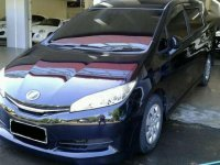 Jual Mobil Toyota Wish 1.8 2012