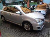 Jual Toyota Etios G 2014