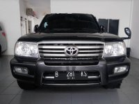 Jual mobil Toyota Land Cruiser 2005 Banten
