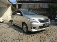 Toyota Kijang Innova 2.0 V 2012