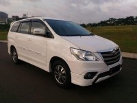 Toyota Kijang Innova G Luxury 2015 MPV