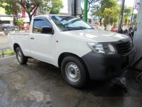 Toyota Hilux Single Cabin 2012