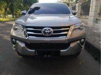 Dijual mobil Toyota Fortuner G 2016