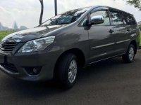 Toyota Kijang Innova E 2.0 MT Tahun 2012