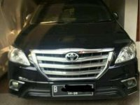 Dijual Toyota Kijang Innova V Luxury 2015