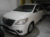 Toyota Kijang Innova 2.5 G 2014