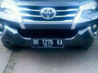 Toyota Fortuner Diesel VRZ Tahun 2016