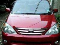 Toyota Avanza G 2005