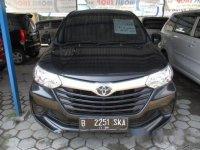 Toyota Avanza E 1.3 Mt 2015