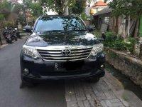 Toyota Fortuner G Lux Diesel Metic 2012