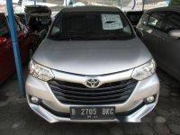 Toyota Avanza E 1.3 Mt 2016