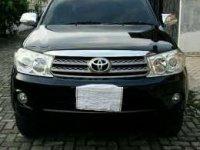Toyota Fortuner G 2011