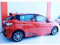 Toyota Yaris Automatic S TRD Sportivo 2015