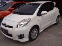 Toyota Yaris S Limited 2012 siap pakai