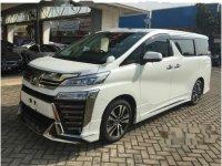 Dijual mobil Toyota Vellfire G Limited 2018 Wagon