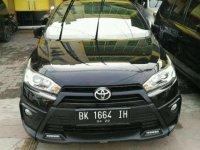 Toyota Yaris S Trd Matic 1.5 Hitam Tahun 2015