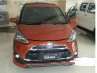 Dijual mobil Toyota Sienta Q 2018 MPV