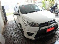 Toyota Yaris TRD Sportivo 2014 Hatchback MT