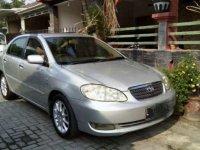 Dijual mobil Toyota Corolla Altis G 2005 siap pakai
