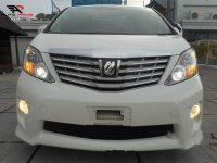 Dijual mobil Toyota Alphard G 2011 Wagon
