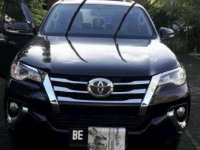 Toyota New Fortuner G 2016