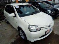 Toyota Etios E 1.2 MT 2013