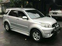 Toyota Rush G M/T Silver Tahun 2013