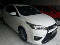 Toyota Yaris Strd 2015