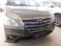 Toyota Innova G M/T 2015 ABU2 #mobilbekas