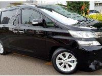 Dijual mobil Toyota Vellfire Z 2012 Wagon
