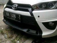 Toyota Yaris TRD Sportivo 2015 kondisi bagus