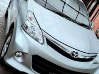 Toyota Avanza Veloz Manual Silver Tahun 2014