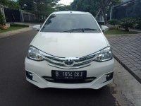 Dijual mobil Toyota Etios Valco E 2014 Hatchback