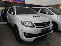 Toyota Fortuner G Trd Sportivo Vnt Turbo 2015