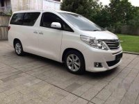 Jual mobil Toyota Alphard G G 2013 MPV