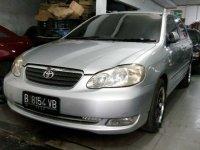 Dijual mobil Toyota Corolla Altis G 2004 Sedan