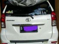 Toyota Avanza G Manual 2013 Putih
