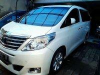 Jual Toyota Alphard G Tahun 2013