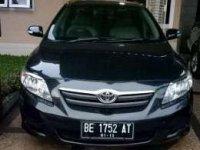 Dijual Toyota Corolla Altis J 2009