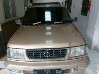 Toyota Kijang Manual Tahun 2000 Type Kapsul