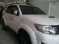 Toyota Fortuner TRD G 2014
