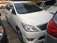 Toyota Kijang Innova V Luxury Tahun 2012