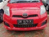 Toyota Yaris S TRD Automatic 2013 Merah