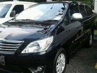 Toyota Innova G Luxury 2012